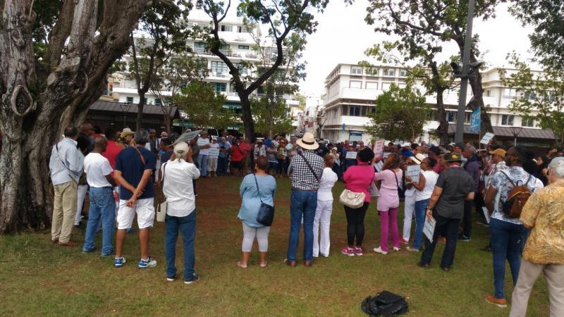 Indignation silencieuse des Martiniquais face à la corruption