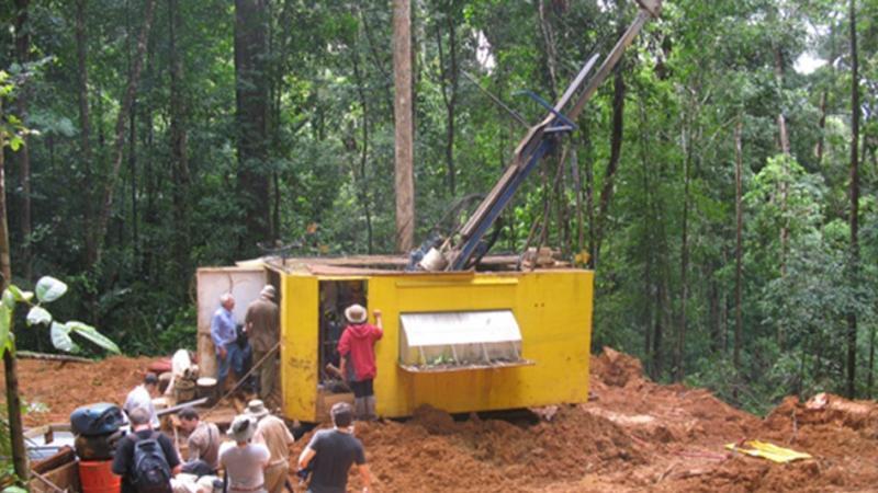 L'or de la Guyane attise l'intérêt des plus grands producteurs mondiaux