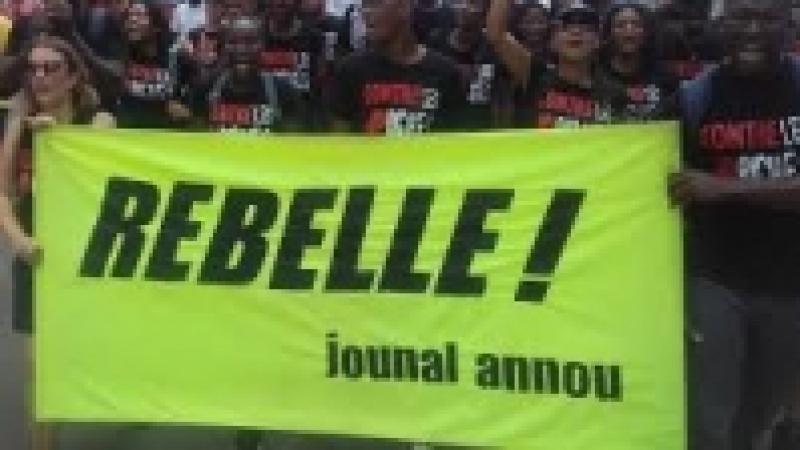 Guadeloupe. Université de Fouillole : Justice pour Wendy