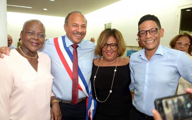 Qui a dit que le personnel politique martiniquais ne marchait pas la main dans la main ?
