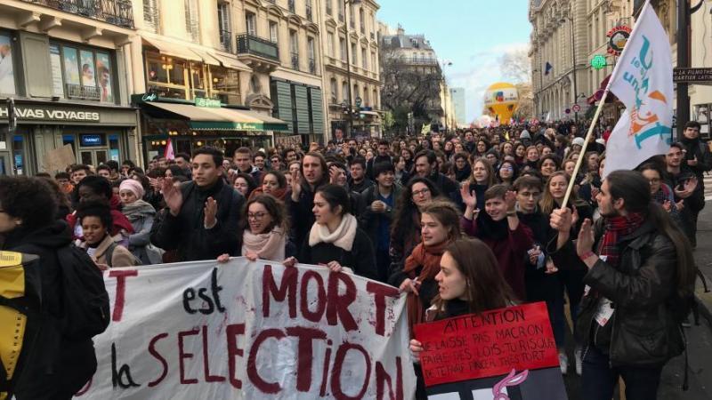 Le SNESUP-France soutient activement le blocage des universités, le SNESUP-Martinique exige la levée du blocage du campus de Schoelcher !