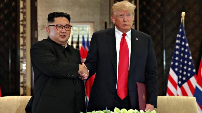 Trump/Kim Jong Un : sa ki séré dèyè lakòday-tala ?