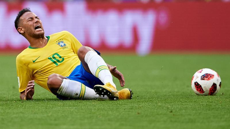 Fok Neymar sispann fè djendjen titak