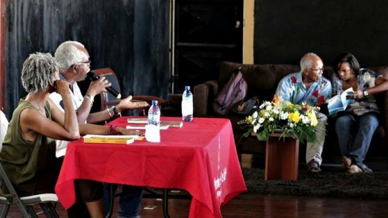 La délégation guadeloupéenne a témoigné de la vitalité créatrice haïtienne