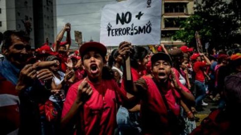 LE VENEZUELA EST ATTAQUE PARCE QUE POUR LUI AUSSI « LA VIE DES NOIRS COMPTE » (TRUTH OUT)