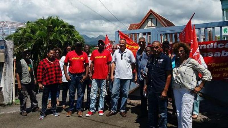 Le Tribunal administratif ordonne l'évacuation de l'entrée du Parc Naturel de Martinique