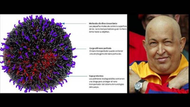 Identifican la Nanoarma con que asesinaron a Hugo Chávez