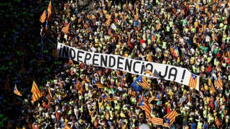 La Martinique n'est pas la Catalogne, on n'y trouve pas les mêmes indépendantistes