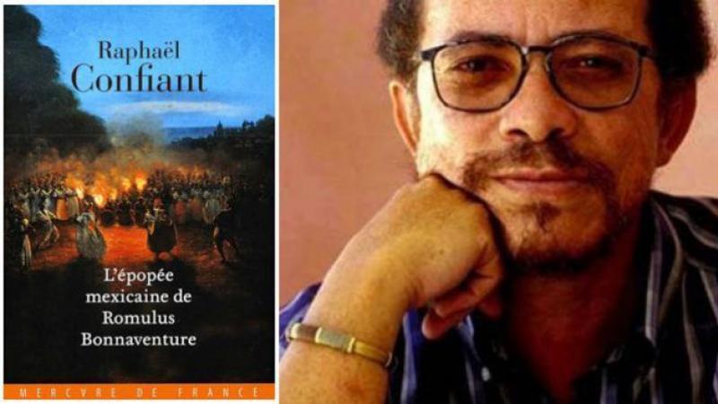 La folle aventure mexicaine du romancier Raphaël Confiant