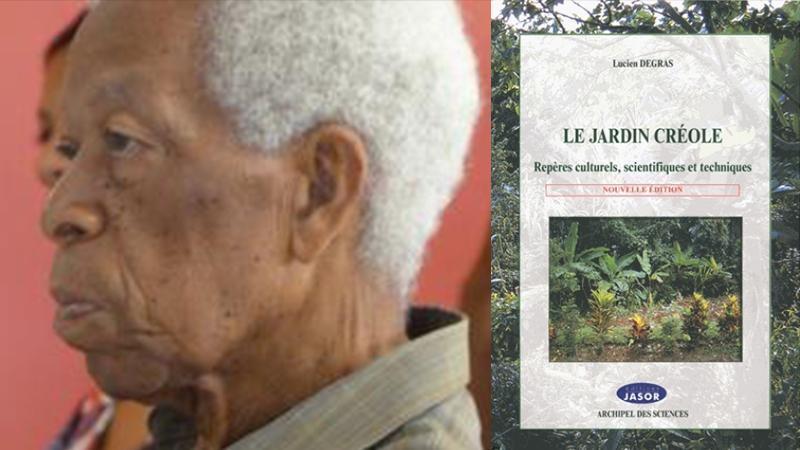 Garcin Malsa rend hommage à Lucien Degras