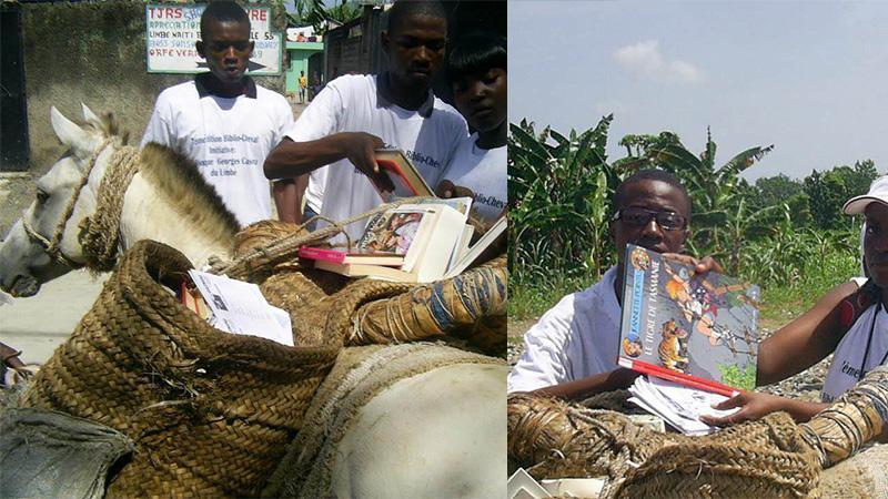 Haïti, le pays amoureux des livres