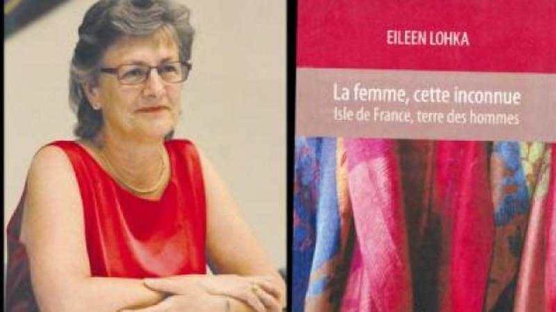 EILEEN LOHKA REPARE LA MEMOIRE DES FEMMES