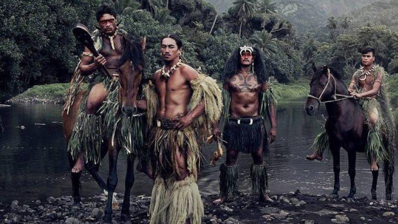 Îles Marquises : présences attaquantes du réel et de ses astrales légendes !