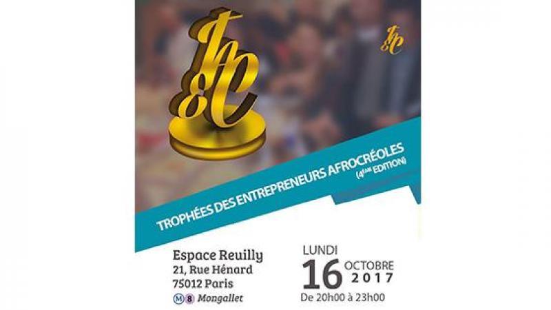 Trophées des entrepreneurs Afro Créoles – 4 ème édition