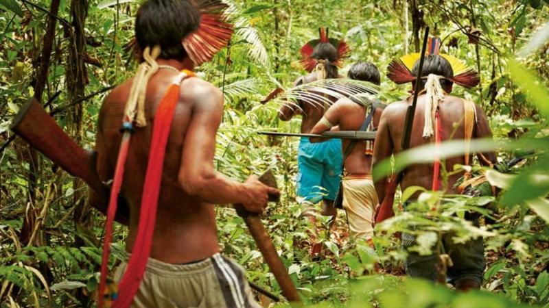 Les Kayapo, la tribu qui voulait reconquérir l'Amazonie