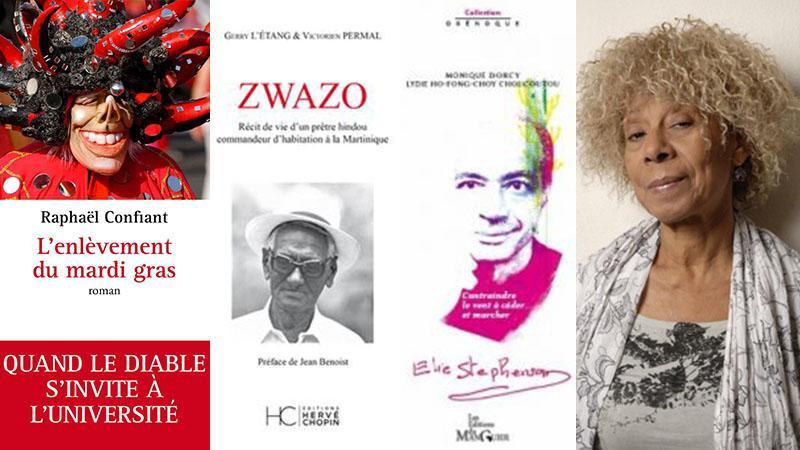 Rentrée littéraire 2019 : les ouvrages d'écrivains d'Outre-mer à paraître