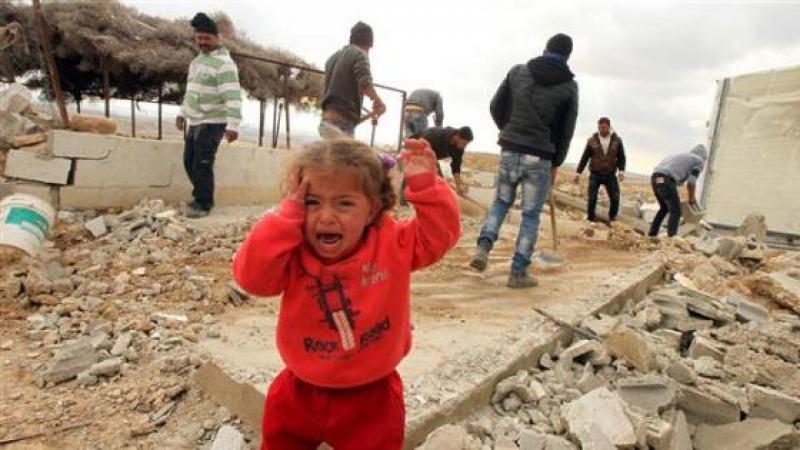 LA DEMOLITION DE MAISONS PALESTINIENNES EN ISRAËL, C'EST LA NAKBA QUI CONTINUE