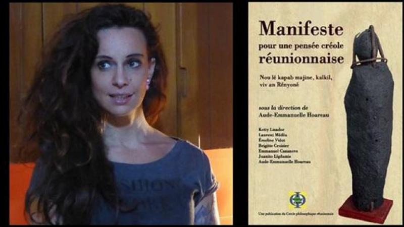 Aude-Emmanuelle Hoareau, de l'autre côté de la vie