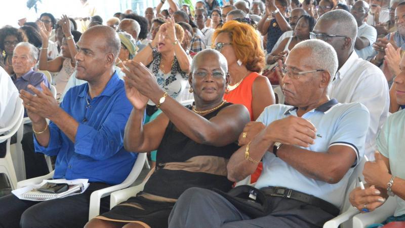 Synthèse de l'audit financier des ex-Conseil régional et général de la Martinique