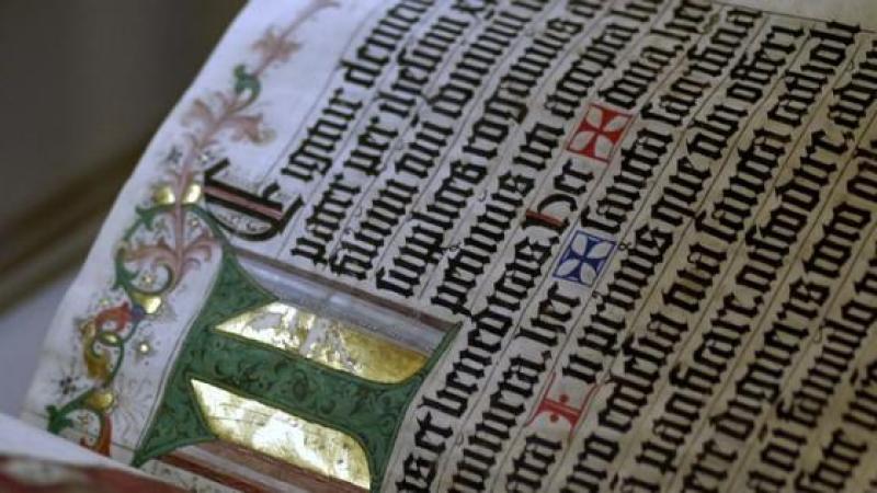 Des milliers de textes médiévaux traduits en langage contemporain