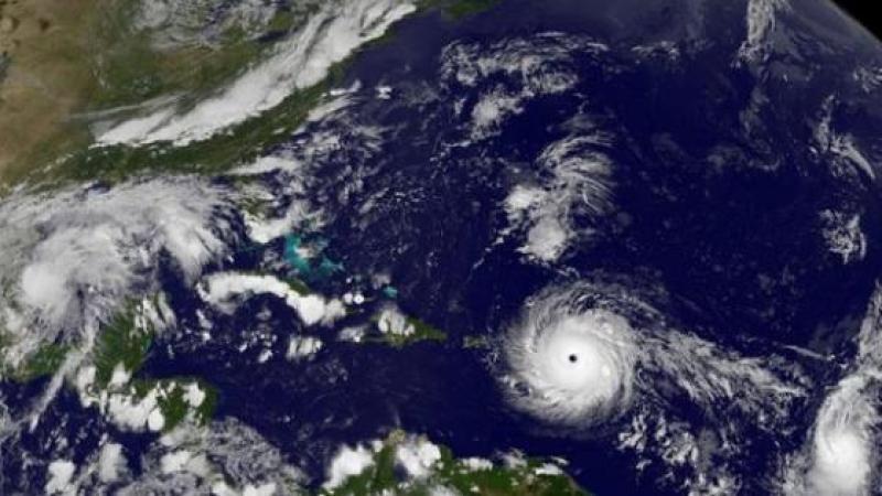 Avec le changement climatique, des cyclones plus intenses