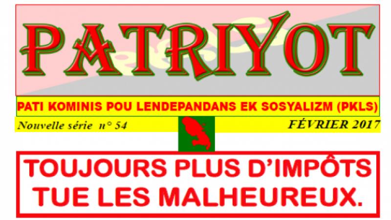 PATRIYOT #54