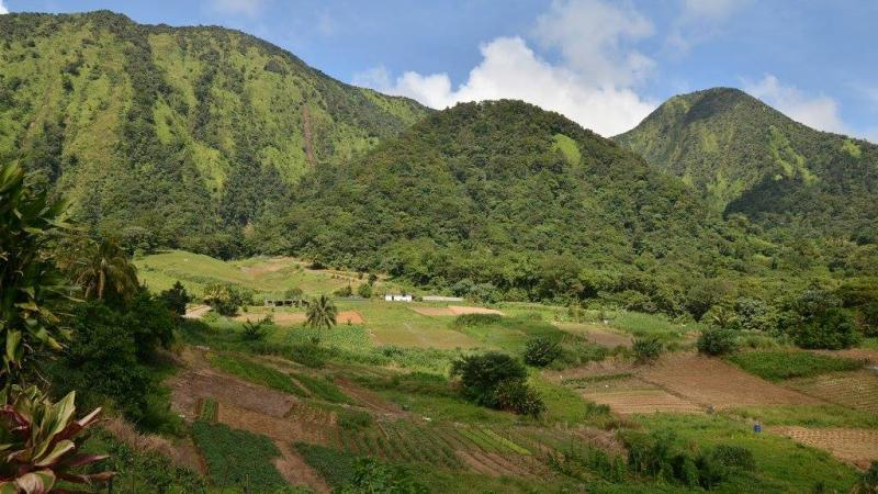 """La Martinique n'a pas un """"Parc national"""", mais un """"Parc régional"""" !"""