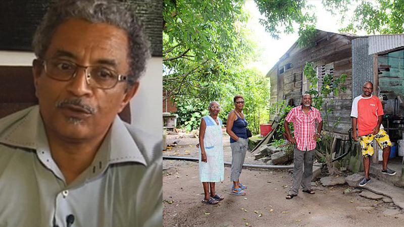 Les familles de Pécoul à Saint-Pierre arrachent leur titre de propriété contre le Béké et pour la Dignité