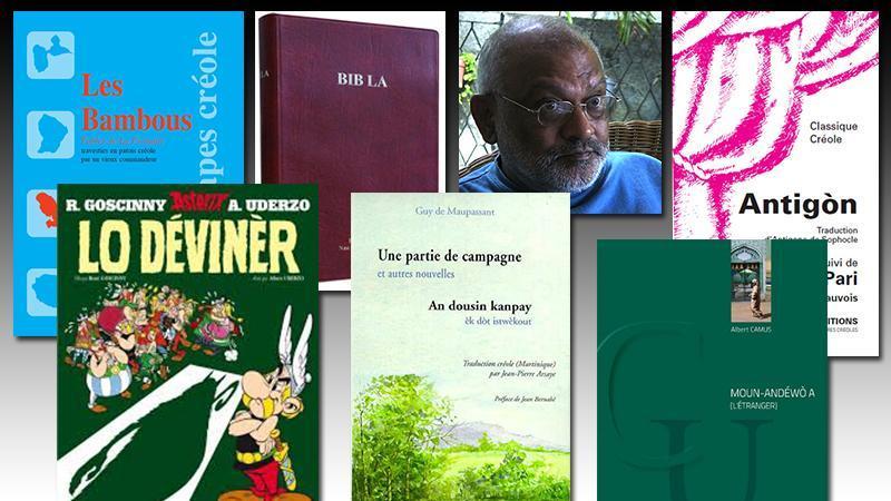 Les grandes traductions en langue créole