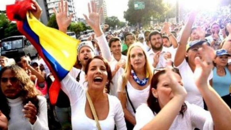 Venezuela : la rébellion des riches