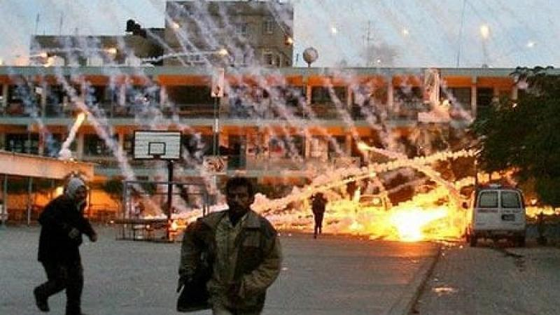 Israel accused of indiscriminate phosphorus use in Gaza