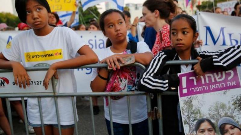 Israël: les travailleuses philippines interdites d'enfants sous peine d'expulsion