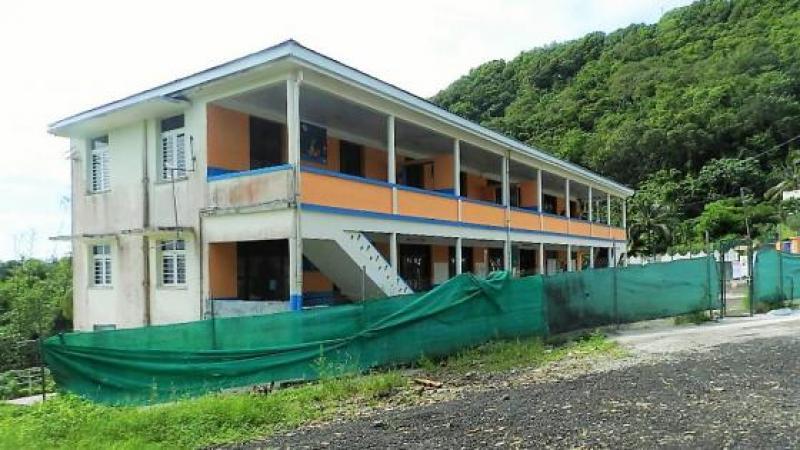 L'école du Pérou (Marin), chère à nos coeurs