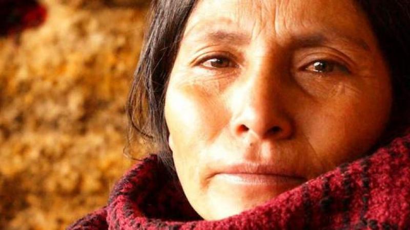 MAXIMA ACUNA, LA PERUVIENNE QUI FAIT FRONT AUX MULTINATIONALES