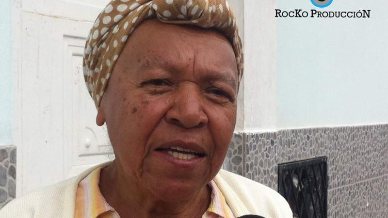 Fallece defensora del pueblo afro- ecuatoriano, Mariana de Jesús Minda