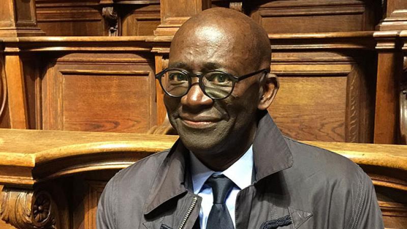 """Mamadou Diouf : """"L'identité noire ne se résume pas à la traite"""""""