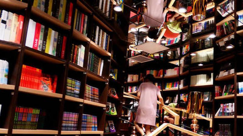 Quiriny - L'art ô combien délicat de classer les livres