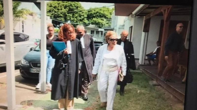 Guadeloupe: l'ancienne ministre Lucette Michaux-Chevry devant la justice