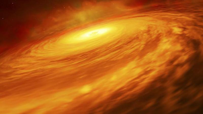 La Nasa découvre un trou noir qui remet en question ce que l'on sait des trous noirs