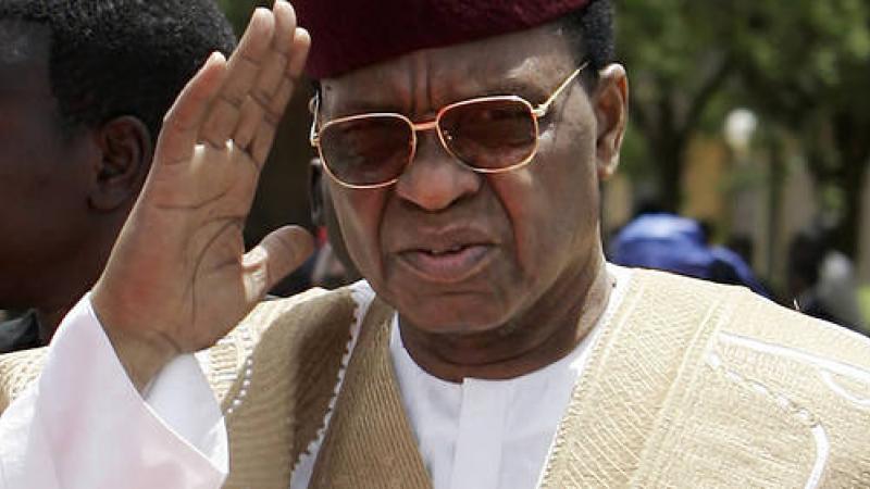 Niger : mort de Mamadou Tandja, président nationaliste et intransigeant