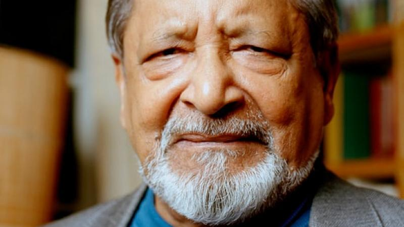VS Naipaul, Nobel prize-winning British author, dies aged 85