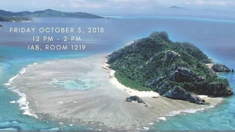 « Trouble in Paradise : French Polynesia », à l'université Columbia de New York