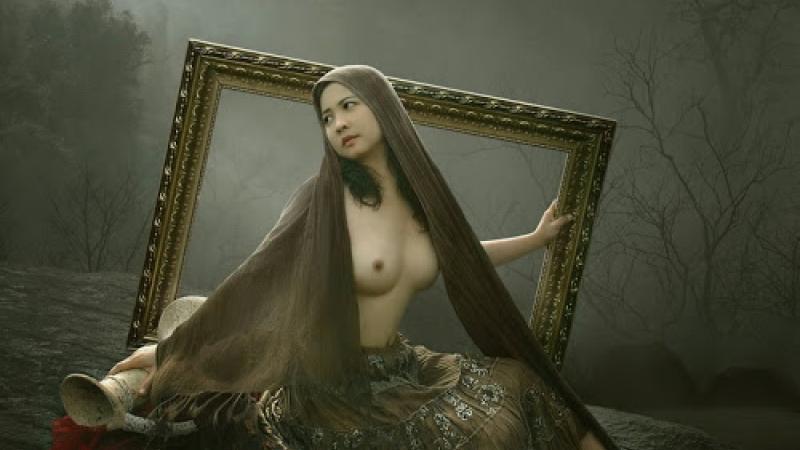 [18+] Bộ ảnh nude đẹp nhất của Dương Quốc Định