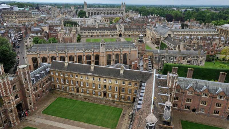Cambridge university to study how it profited from colonial slavery