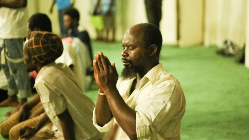 Les musulmans haïtiens fêtent le ramadan