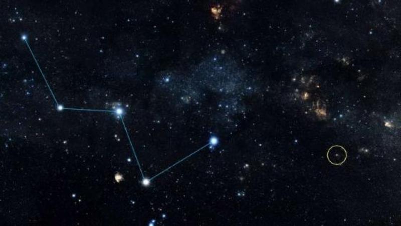 Découverte de 3 superterres en transit proches du Soleil