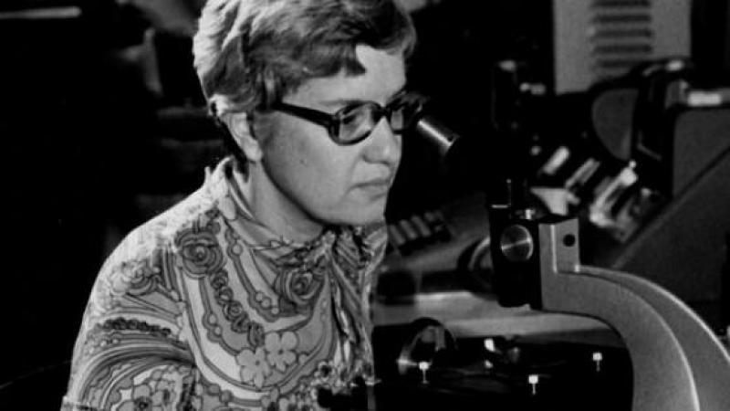 Mort de l'astronome Vera Rubin, mère de la matière noire