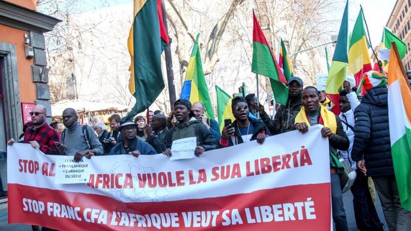 A Roma contro il franco CFA: ecco il sovranismo africano