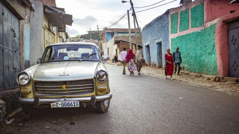 L'Afrique est devenue le dépotoir des véhicules dont l'Europe et le Japon ne veulent plus