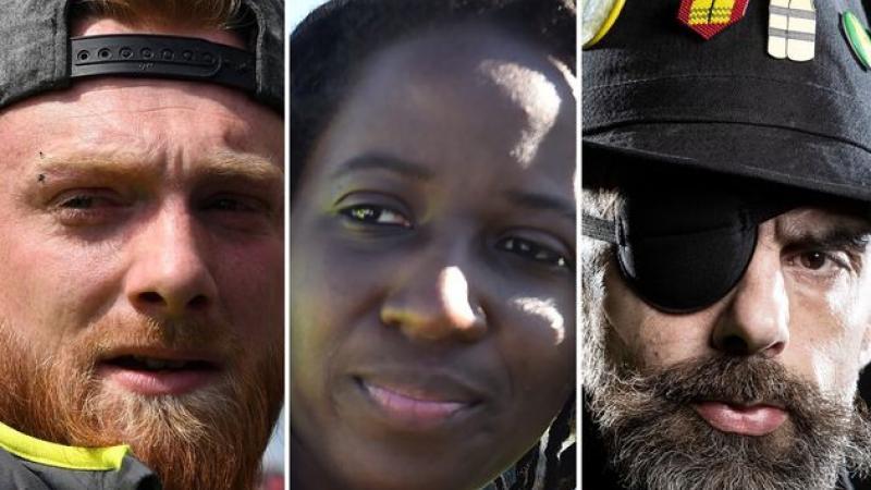 """Gilets jaunes: plusieurs figures médiatiques s'unissent pour créer """"un socle commun"""""""